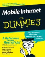 Mobile Internet for Dummies Logo
